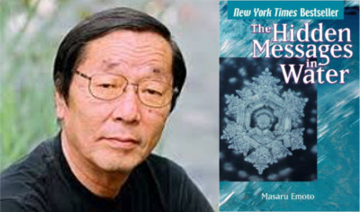 Dr. Masaru Emoto – The Hidden Messages in Water