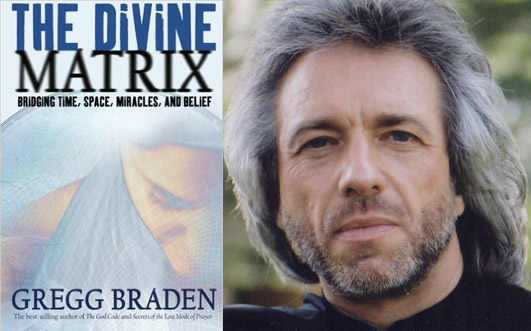 Gregg Braden – THE DiViNE MATRIX  Shows 1 & 2