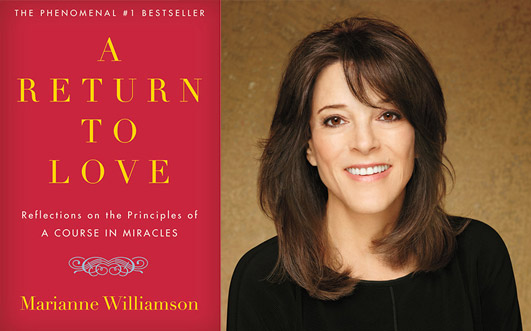 Marianne Williamson – A Return to Love  Shows 1 & 2